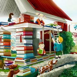 Экскурсия «Вместе с книгой в Книгоград»