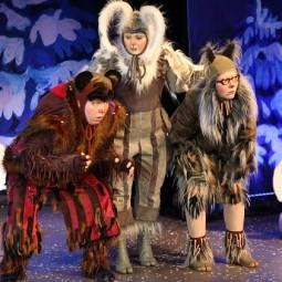 Спектакль «Чудеса на лесной опушке»