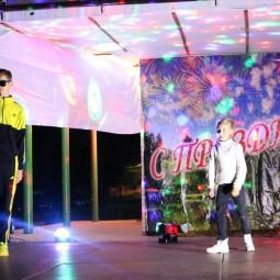 Танцевально – развлекательная программа «Молодежь – надежда России»