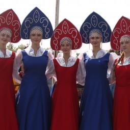 Онлайн-программа «Хоровод – Россия»