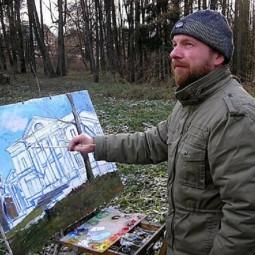 Выставка «Портрет, Пейзаж, Натюрморт»