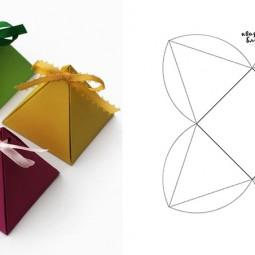 Мастер-класс по рукоделию «Декоративная коробочка для подарков»