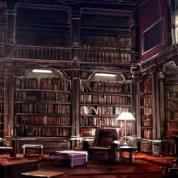 Библионочь в библиотеках Люберец