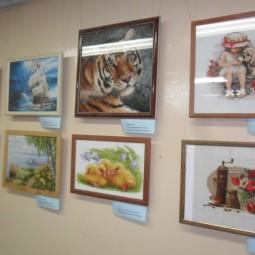 Выставка «Перезвон талантов»