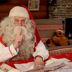 Виртуальный мастер-класс «В Мастерской Деда Мороза»