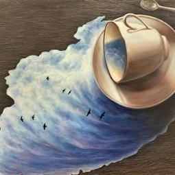 Коллективная выставка группы художников «АРБАЛЕТ» «Откровения души»