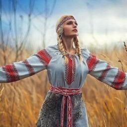 Виртуальная встреча «Поэтические воззрения славян на природу»