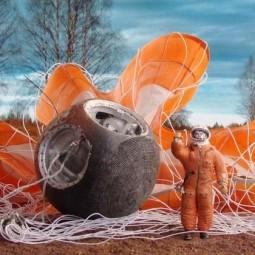 Виртуальная фотовыставка «Мост в космос»