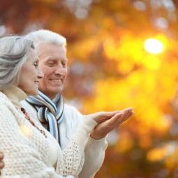 Концерт ко Дню пожилого человека «Пусть осень жизни будет золотой...»