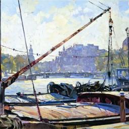 Выставка живописи Василия Нестеренко