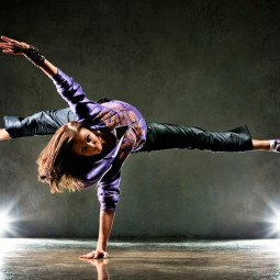 Мастер - класс по танцевальной акробатике
