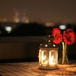 Онлайн-показ картины «Вечернее свидание»