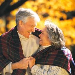 Видео–поздравление в День Пожилого человека