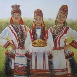 Веб-экспедиция «Мордовская культура»