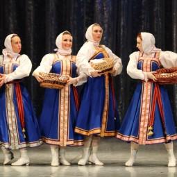 Народный ансамбль танца «Россия»