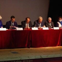 Ежемесячное собрание ветеранов ОАО ЛЗОС