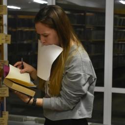 Библионочь в Центральной библиотеке г. Красноармейска