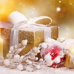 Мастер-класс «Новогоднее конфетти»