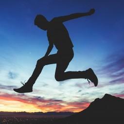 Виртуальная беседа «Прыжок»