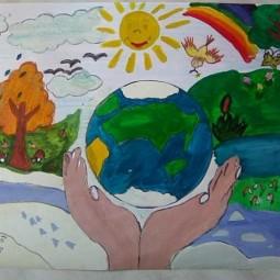 Экологическая встреча «Земля моя добрая»