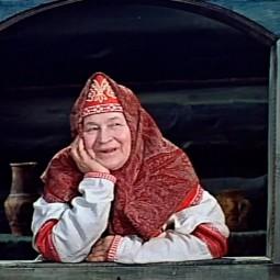 Виртуальная встреча «Бабушка Рассказушка»