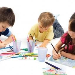 Мастер-класс «Порисуйте дети с нами»