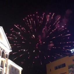 Праздничная концертная программ, посвященная Дню города Воскресенск