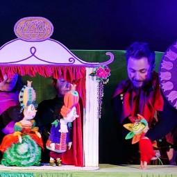 «Принцесса на горошине» – спектакль