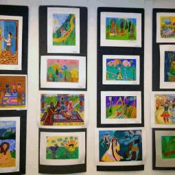 Выставка «Мы едины!»