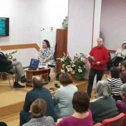 Трансляция тематической программы «Усадьбы Мытищинского района. Прошлое и настоящее»