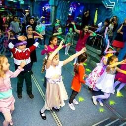 «Радужное настроение» - развлекательная программа для детей