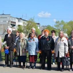 Акция памяти «Победная весна!»