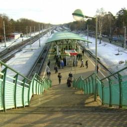 Удельная - маленький русский Париж