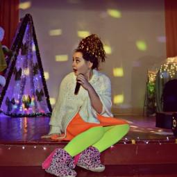 Новогоднее представление «Время чудес»