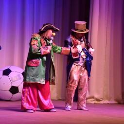 Цирковой спектакль «Приветик, интернетик»