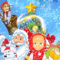 Цирковая сказка «Приключения Машеньки в новогоднюю ночь»