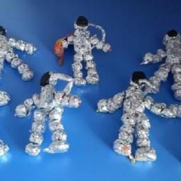#МАМЫОНЛАЙН Мастер-класс по рукоделию «Космонавт»