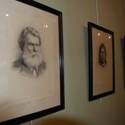 Выставка «Художники Чеховы»