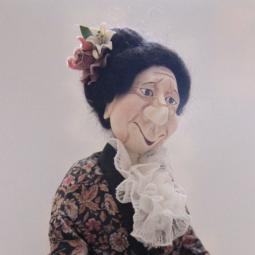Выставка «Кукла: от обряда до игры»
