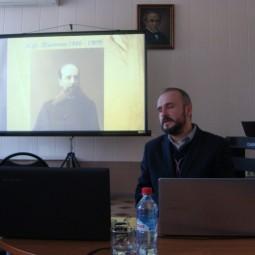 Лекция «Семья Тютчевых в истории России»