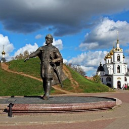 «Памятники Дмитрова» (Юрий Долгорукий)