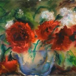 Выставка живописи и графики «Цвет и образ»
