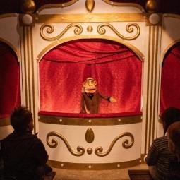 Кукольный спектакль «Колобок»