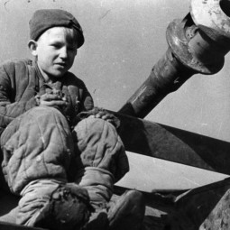 Онлайн-проект «Дети – герои войны!»