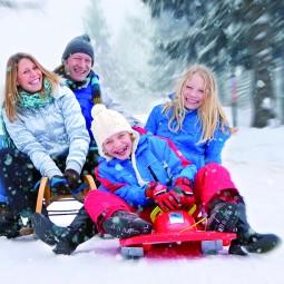 Спортивный праздник «Зимние забавы»