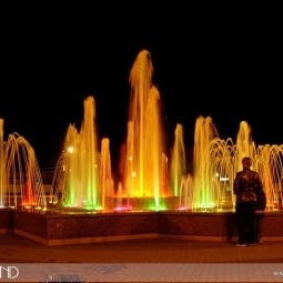 Видеоролик «Сюита для фонтана»