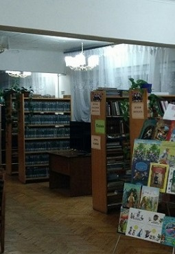 Тимоновская городская библиотека