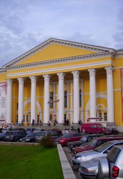 Дмитровский драматический театр «Большое Гнездо»