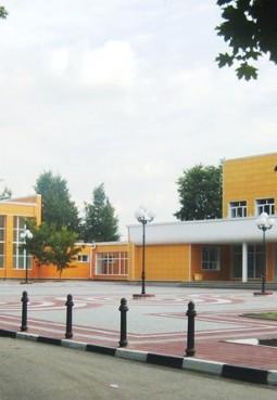 Центр культуры поселка совхоза им. Ленина