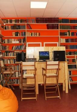 Поваровская городская общедоступная библиотека